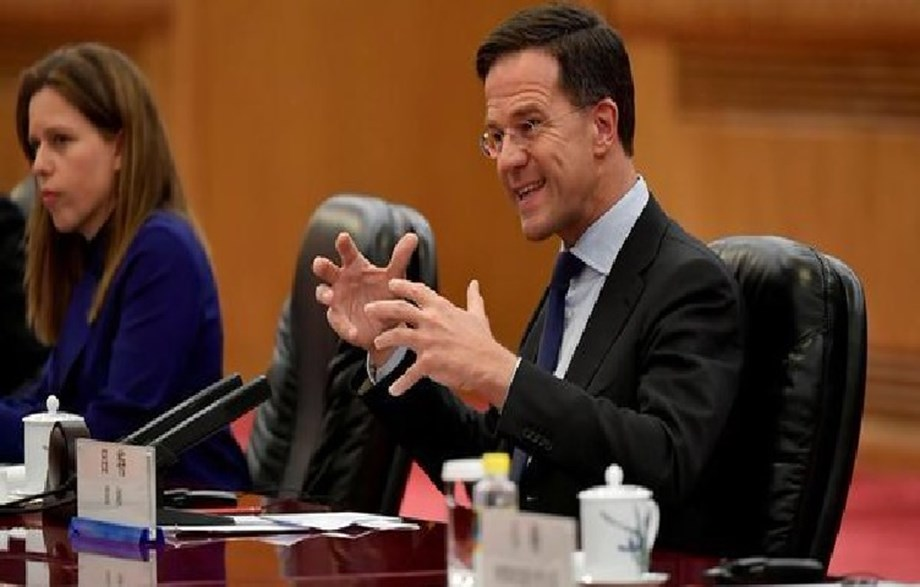 Dutch PM Rutte urges EU to cut CO2 emissions by more