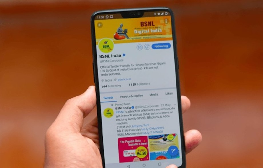 BSNL launches FTTH broadband scheme to take on other telecom players