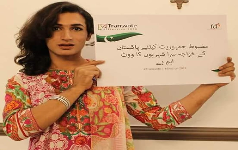Transgenders to contest elections in Pakistan