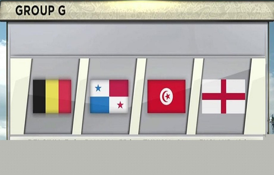 FIFA World Cup 2018: All eyes on England and Belgium in Group G