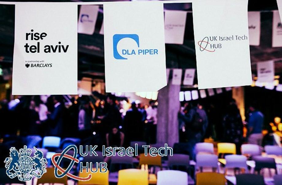 UK Israel Tech Hub's partnership creating potential value of £800 mn