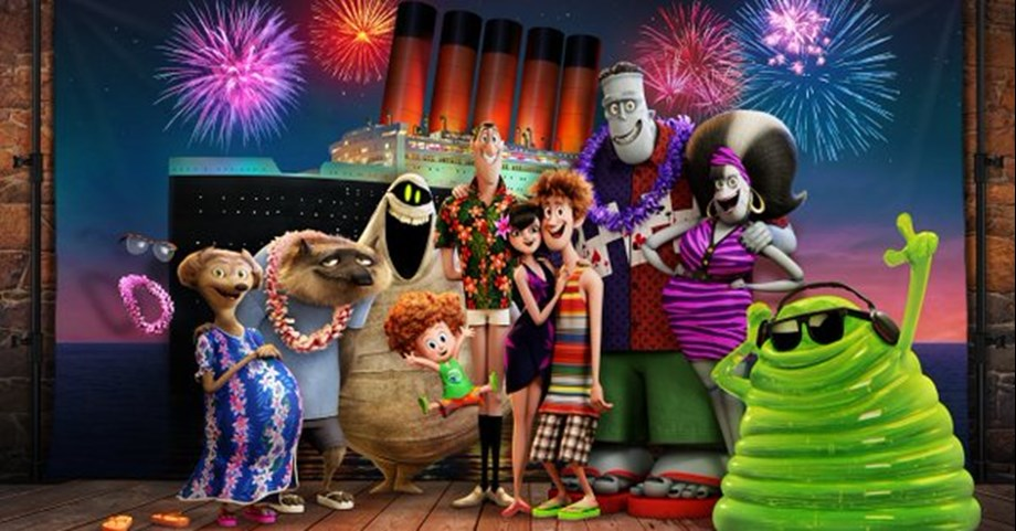 Hotel Transylvania 3: Summer Vacation set for release on July 13