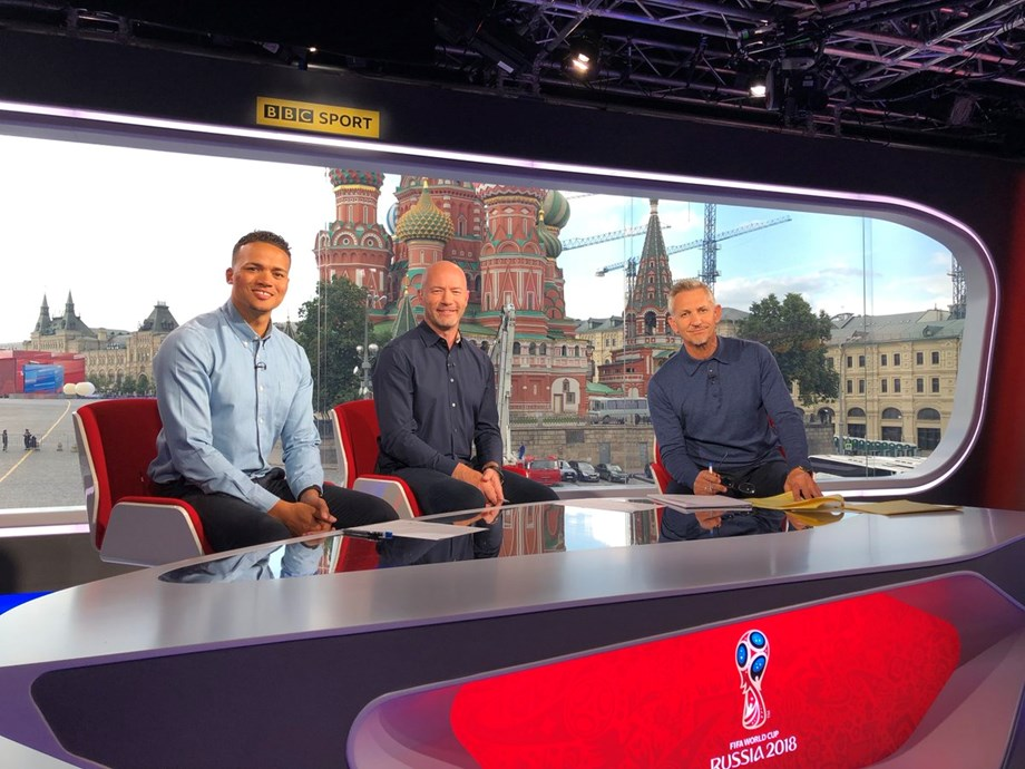 Former Football stars offer security advice to fans ahead of FIFA World Cup