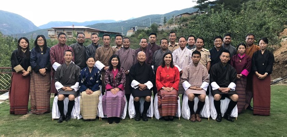 Workshop on improvement of tariff classification held in Bhutan by WCO