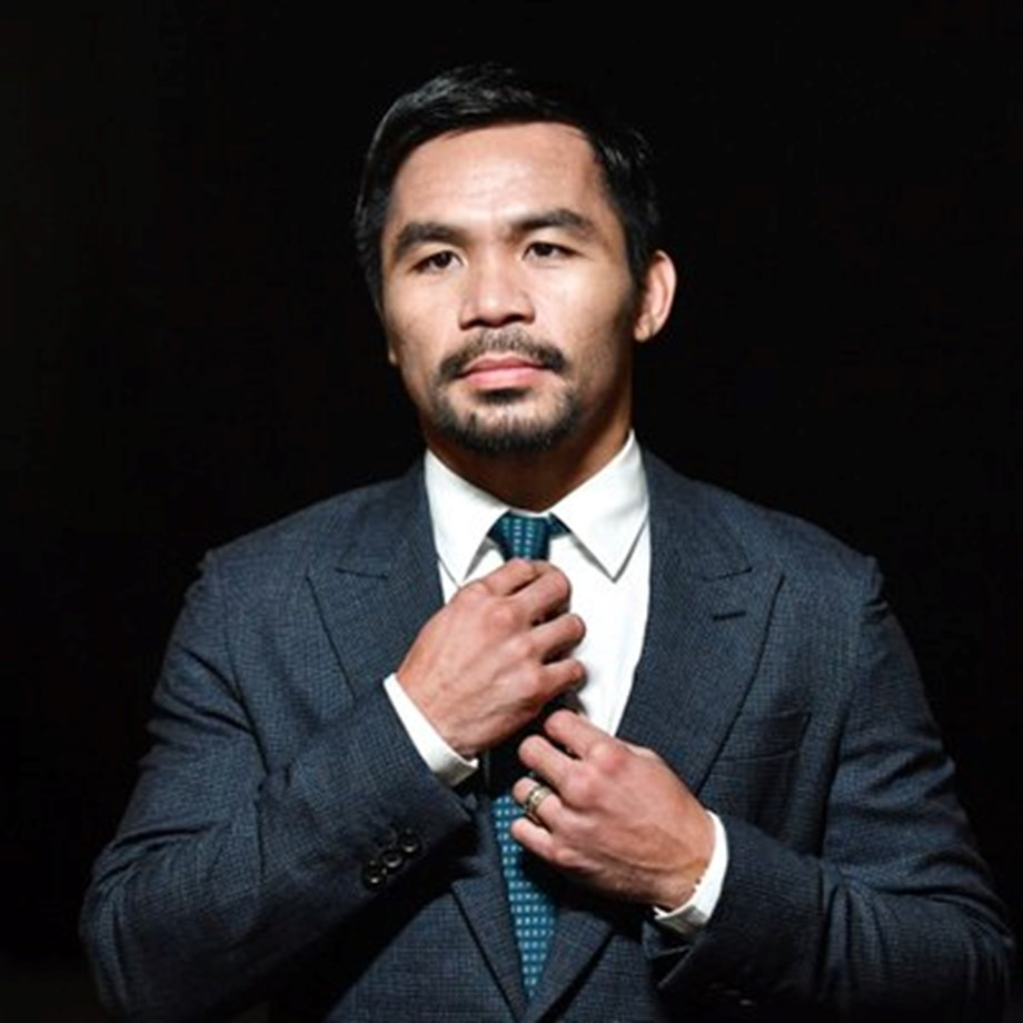 Manny Pacquiao challenges Lucas Matthysse for welterweight title