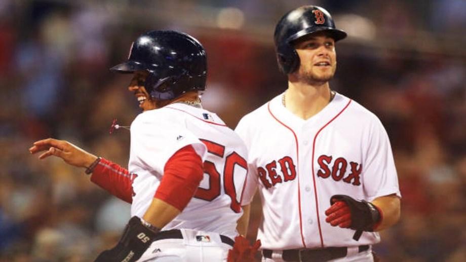 Red Sox stretch win streak to 10