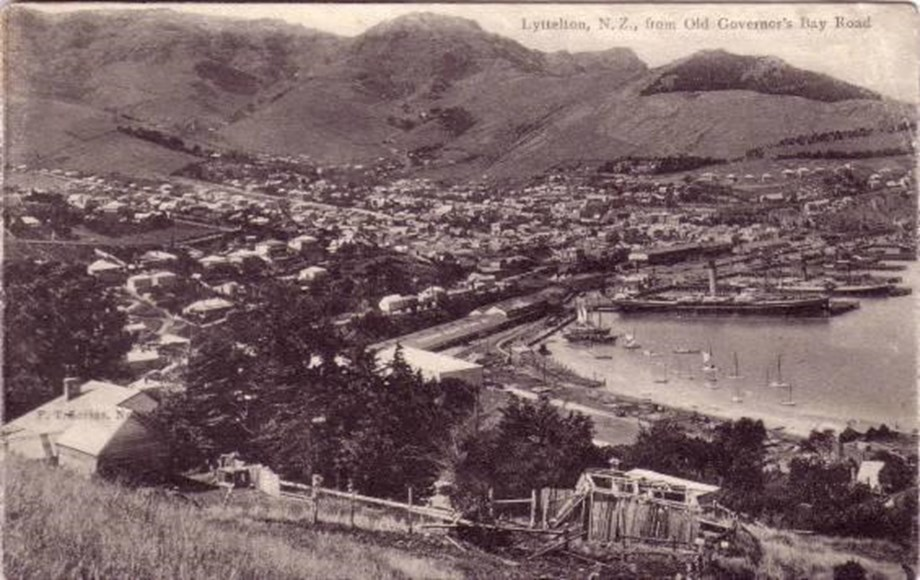 Digitisation of thousands of historic photographs starts for Lyttelton