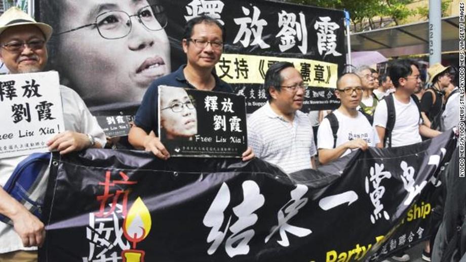 China snuffs memorials of Nobel laureate dissident Liu Xiaobo