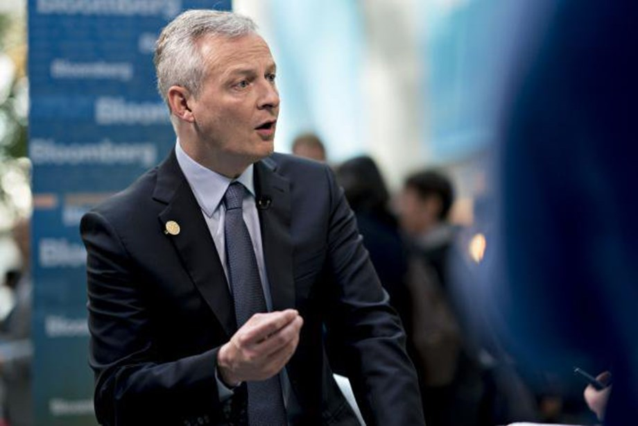 US rejects Iran exemptions request by France, Le Maire tells Le Figaro
