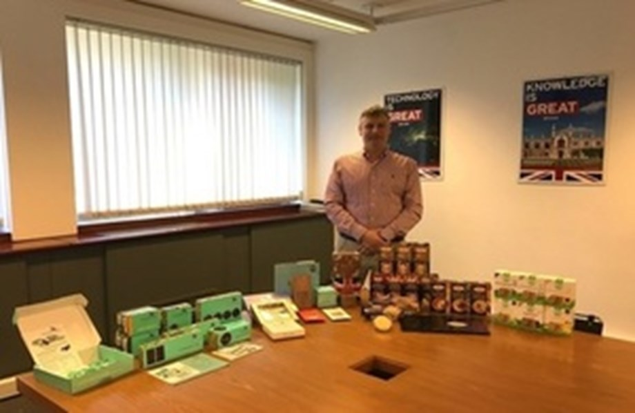 Growing Japanese demand, treat for British chocolate maker Cocoda