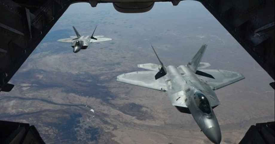 28 dead in US-led coalition air strikes at eastern Syria