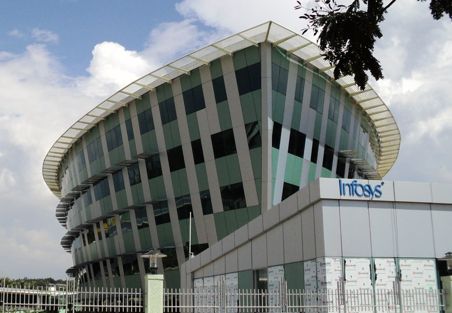 Infosys shares gain over 2 pc ahead of quarterly results