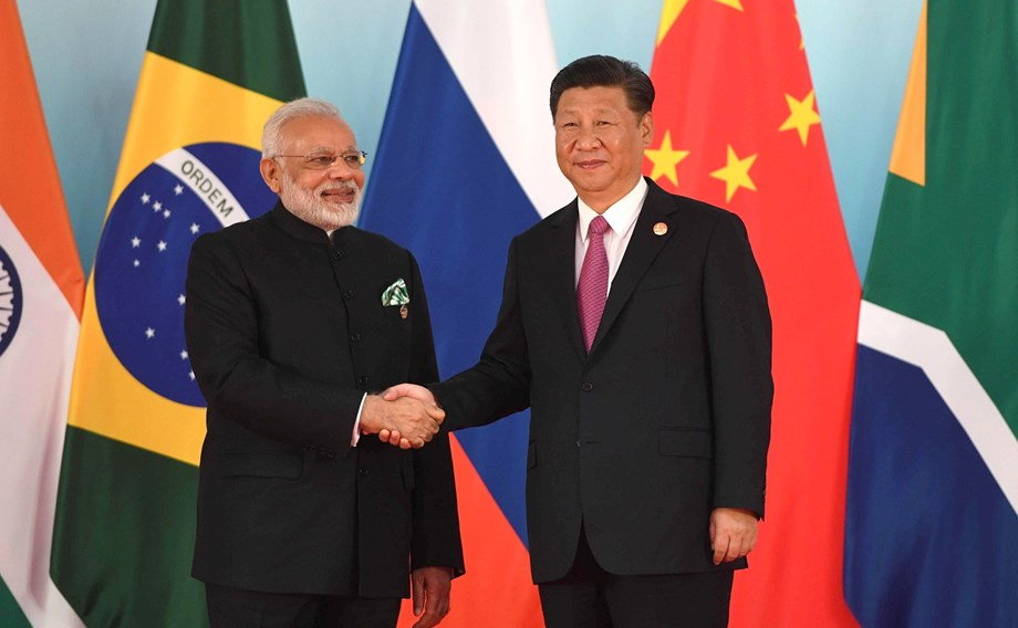 India, China discuss maritime security issues