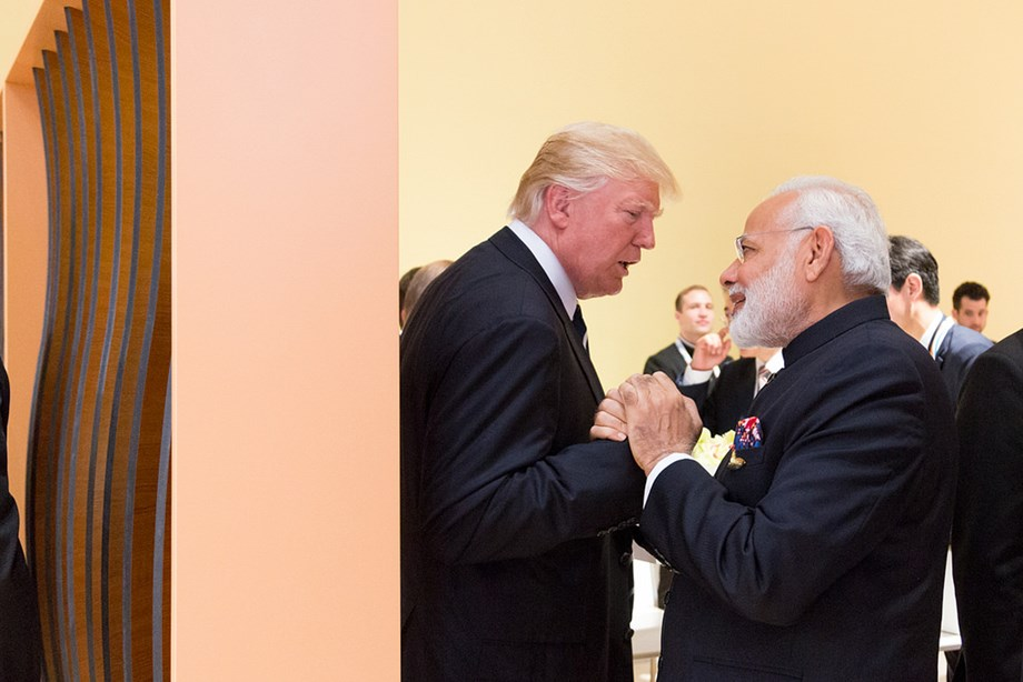 India invites Donald Trump to be Chief Guest at R Day celebrations in 2019