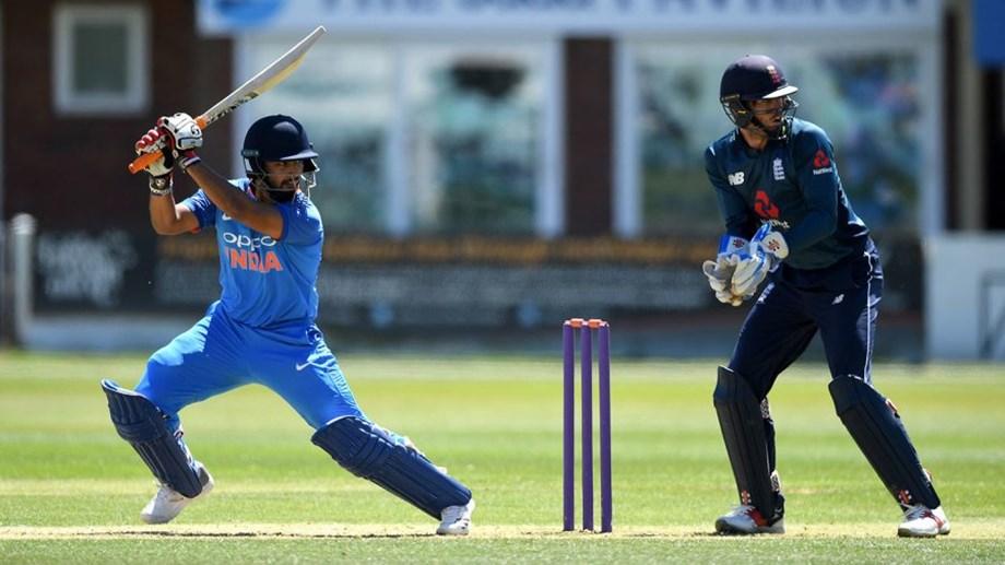Rishabh Pant shines in India A's incredible comeback win