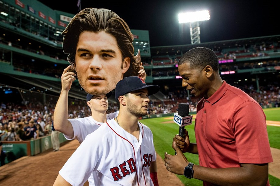 Red Sox place OF Benintendi on bereavement list