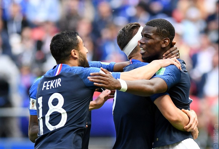 FIFA WORLD CUP 2018: France focus on World Cup glory, spurred on by 2016 Euro pain