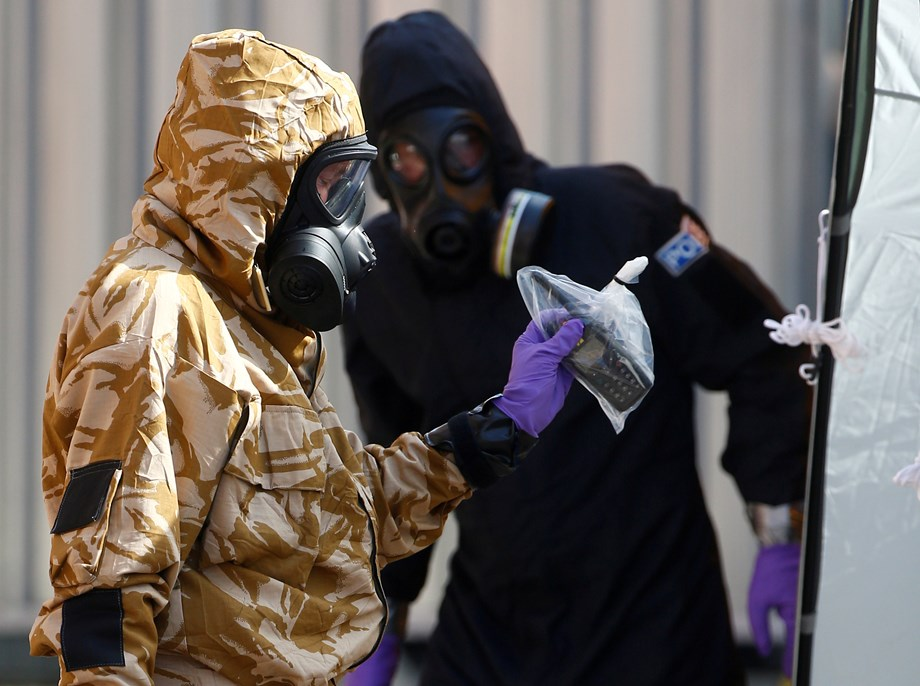 Independent chemical weapons experts invited to the UK to assist in Amesbury investigation
