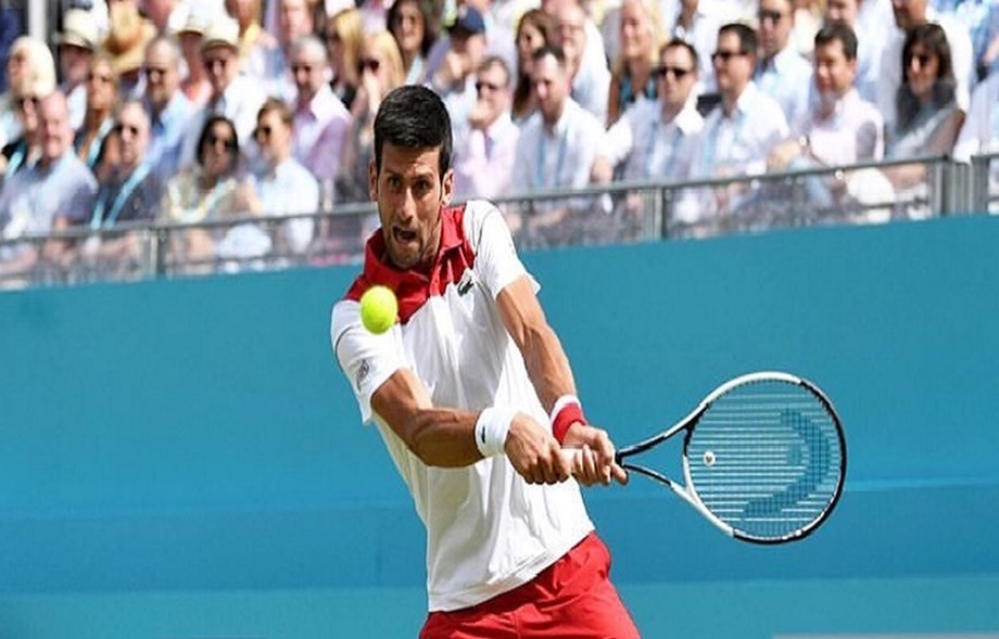 Djokovic edges two sets to one lead over Nadal in semi-final thriller
