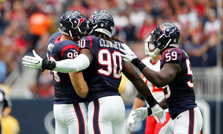 Texans release G Allen with injury settlement