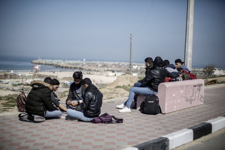 World Bank announces short term income support for Gaza's unemployed youth
