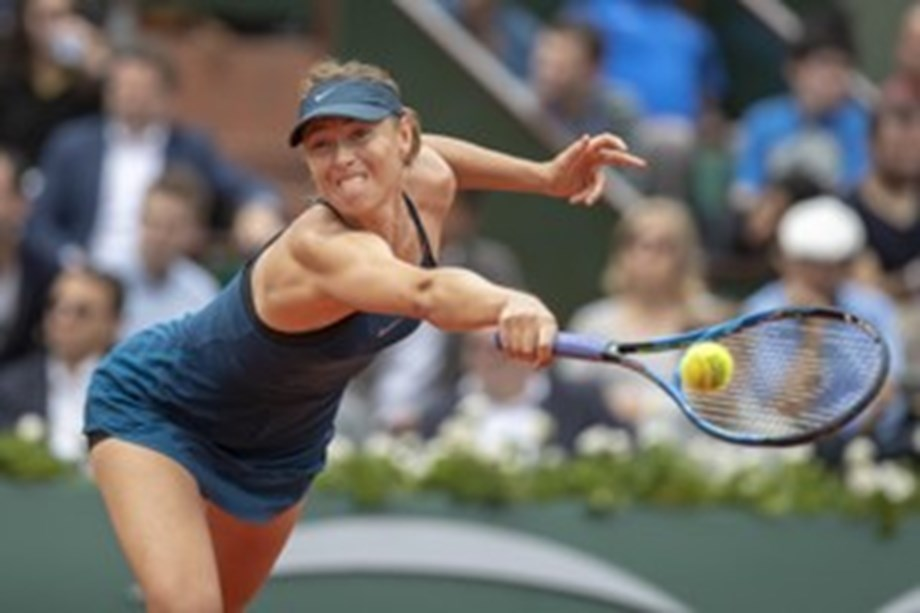 Sharapova, Keys drop out from Nature Valley Classic in Birmingham