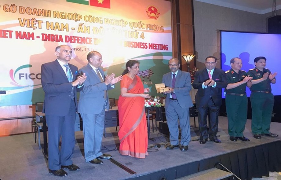 India opens up BEL office in Vietnam