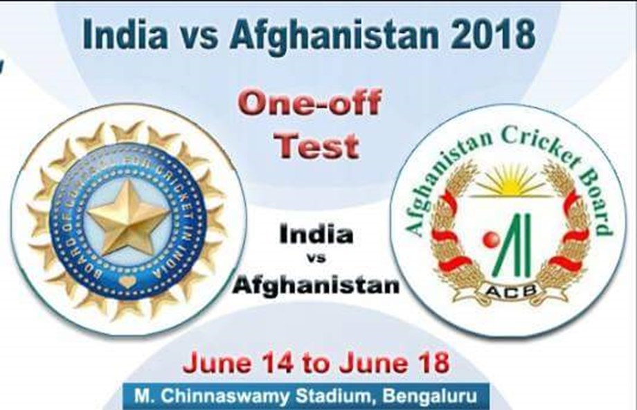 India Vs Afghanistan: India wins toss, to bat first in the historic match