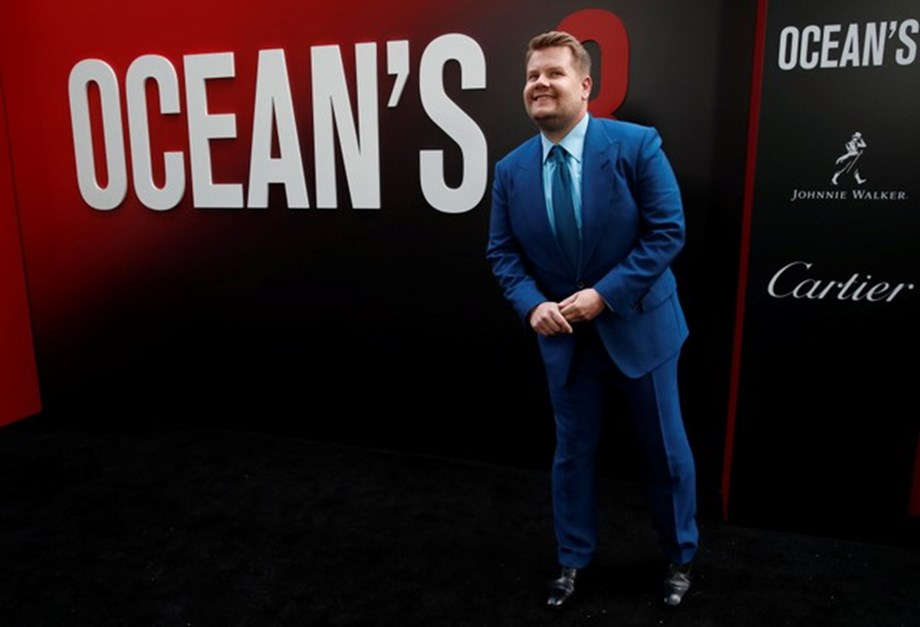 The Late Late Show host Corden to voice AI in 'Super Intelligence'