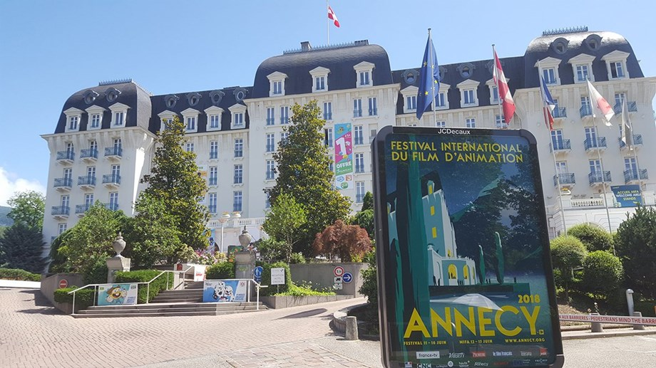 African animation market to grow with Annecy's tie up
