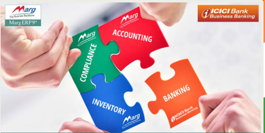 ICICI bank collaborates with Marg ERP to bring accounting solutions for MSMEs