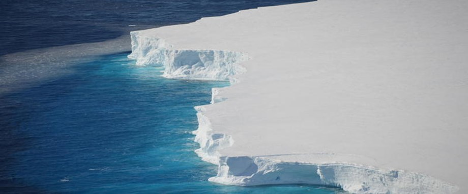 Rising sea levels could be accelerated by vulnerable Antarctic ice shelves