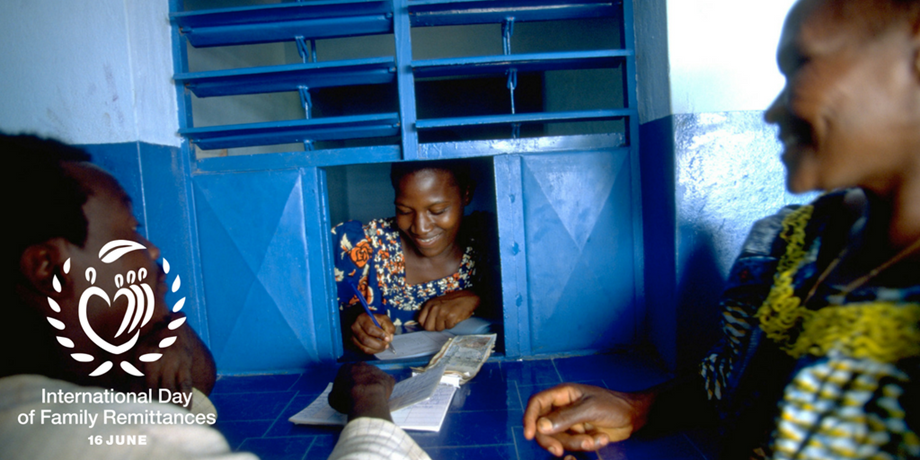 International Day of Family Remittances: Working to build prosperity at home