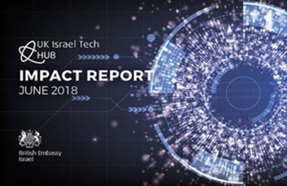 UK-Israel Tech Hub facilitates 175 innovation partnerships