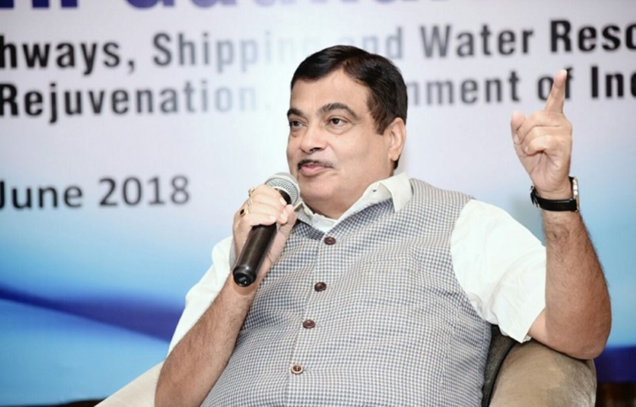 Gadkari releases NABARD publication on Water Productivity Mapping of Indian crops