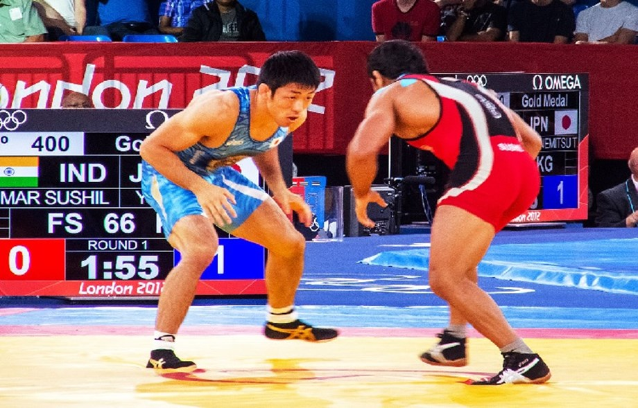 Students from Kolhapur ZP School to participate in world wrestling meet