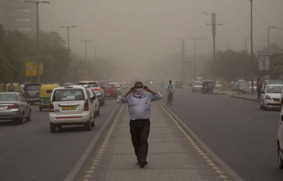 Dust pollution in Delhi: LG orders to stop all civil construction activities
