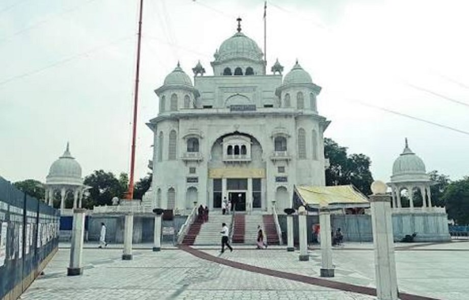 Delhi gurdwara gets world's first street-level clean air zone installed