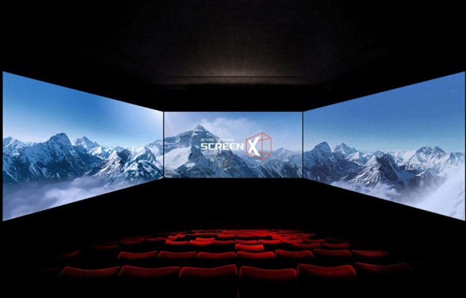Cineworld to Install ScreenX in 100 Cinemas