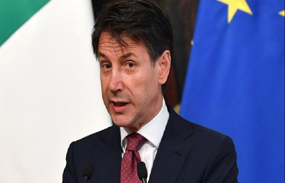 Italian PM Conte to meet Merkel in Berlin on Monday
