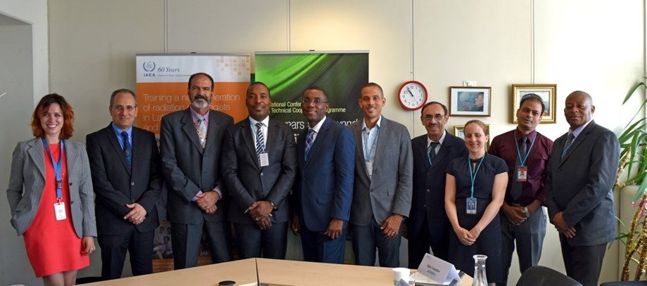 IAEA supports collaboration for creation of nuclear knowledge in West Indies