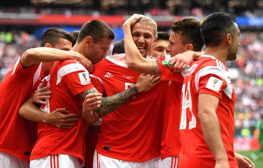 FIFA World Cup 2018: Russia beat Saudi Arabia by 5-0 in World Cup opener