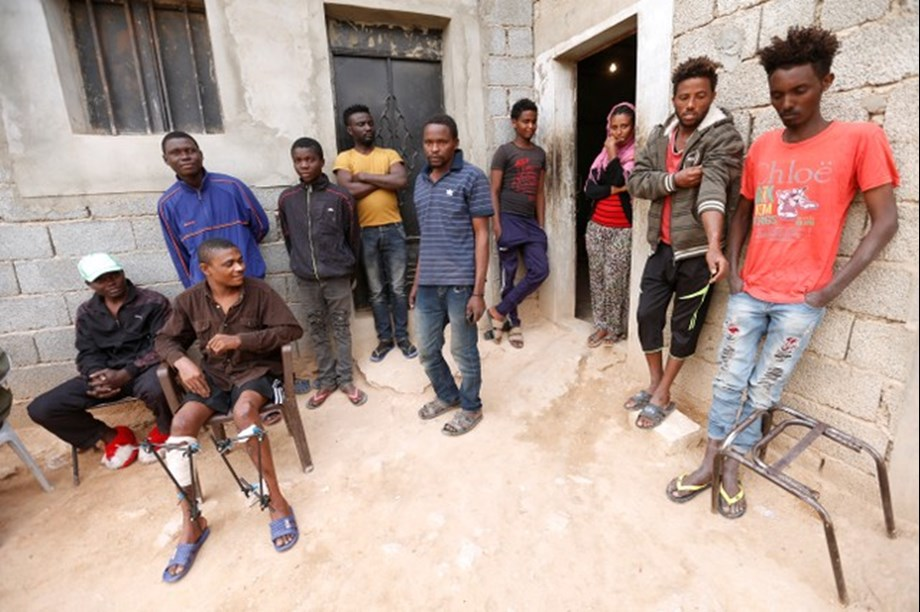 IOM helping Ethiopian migrants detained by Egypt for trying to cross into Europe
