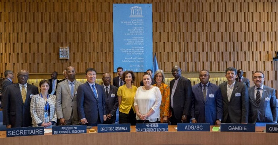 UNESCO paricipates in opening of Water Science-Policy Interface Colloquium