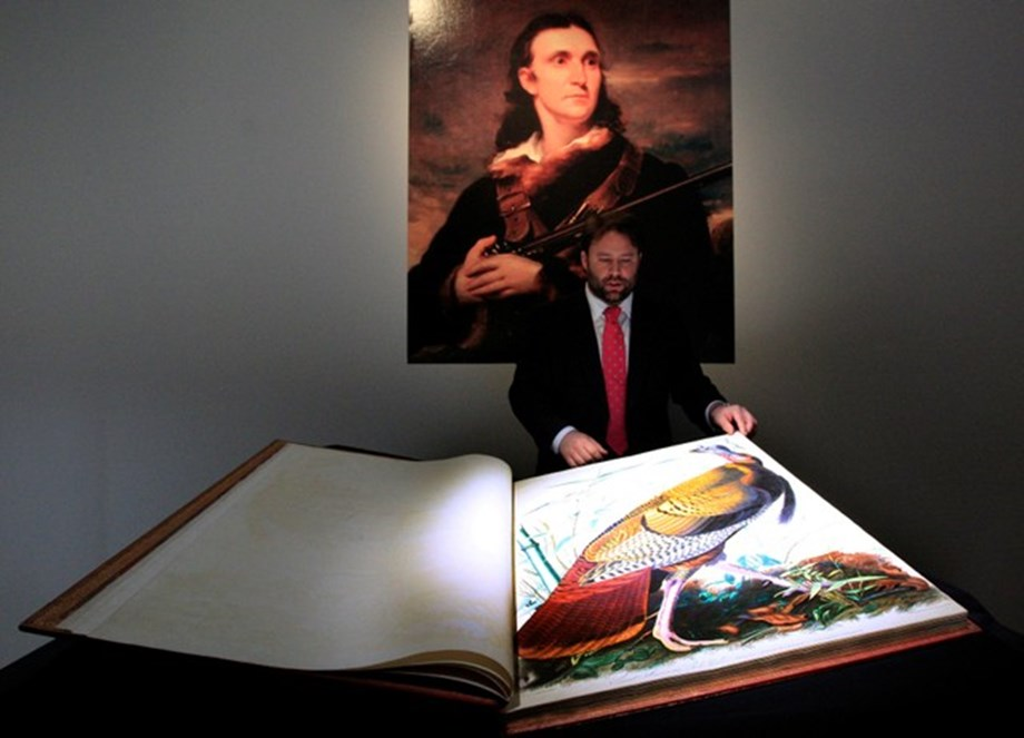 Rare Audubon 'Birds of America' 19th century book sells for USD 9.6 mn