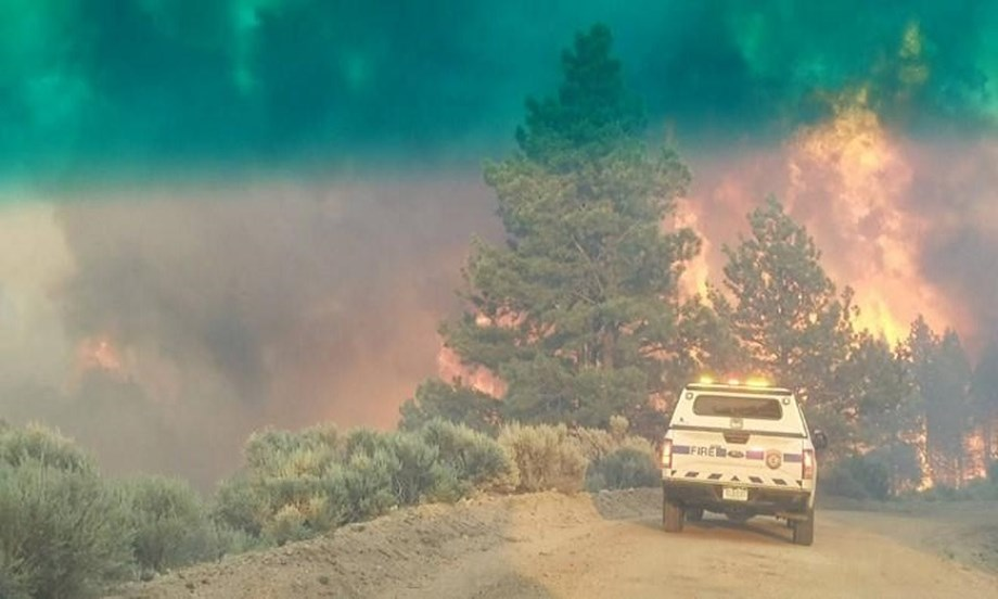 Drought creates a perfect storm for wildfires in US West