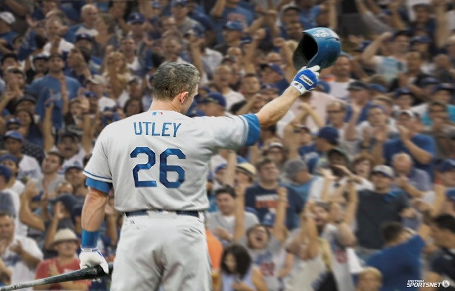 Dodgers' Utley to retire at season's end