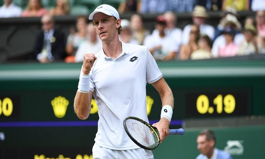 Kevin Anderson hopes to get fit for final at Wimbledon