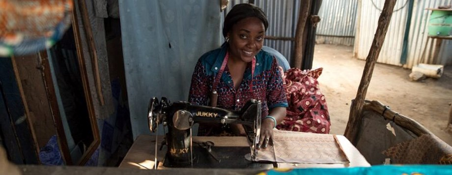 Land of Opportunities: refugees in Kenya fashion their entrepreneurial skills