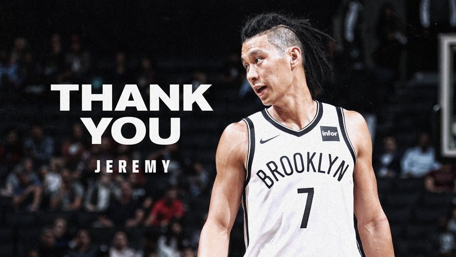 Jeremy Lin for Atlanta Hawks in exchange of Isaia Cordinier